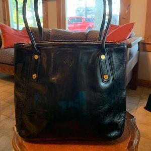 Monsac Original Black Shoulder Bag